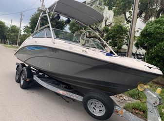 2015 Yamaha Jetboat Boat AR210 With Trailer for Sale in Fort Myers,  FL