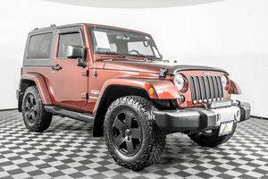 2008 Jeep Wrangler for Sale in Puyallup, WA