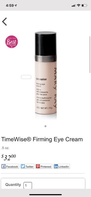 Forming eye cream for Sale in Oceanside, CA