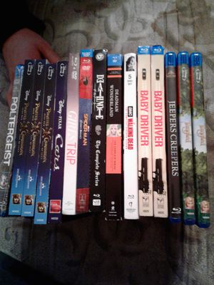 Blu-Ray's for Sale in New Caney, TX