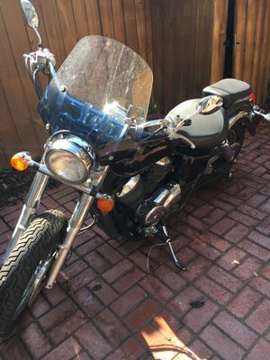 Honda Shadow VT 750 motorcycle for Sale in Alexandria, VA