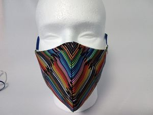 Color pencils Cloth Face Mask double layered for Sale in Los Angeles, CA