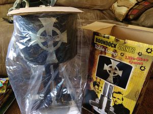 Collectible Pop Culture Boondock Saints Lamp for Sale in Arvada, CO
