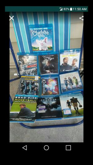 22 Blu-ray Movies for Sale in Nashville, TN