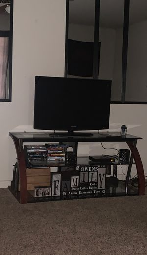 Tv stand for Sale in Longview, TX
