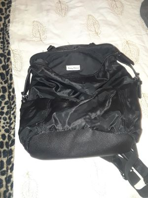 Tommy Bahama black camo fashion backpack for Sale in Hendersonville, TN