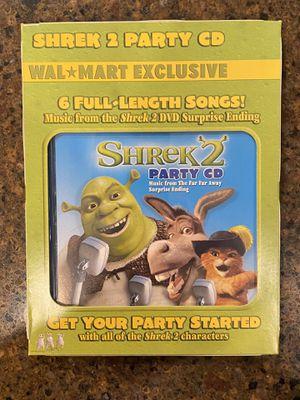 Shrek 2 Party CD for Sale in Locust Grove, GA