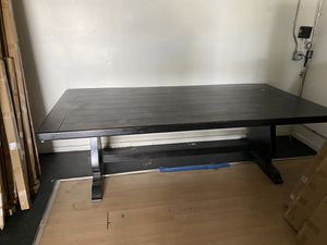 Real wood, solid kitchen table for Sale in Los Angeles, CA