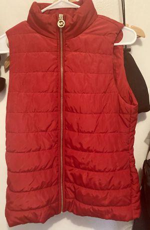 Michael kors vest for Sale in Framingham, MA