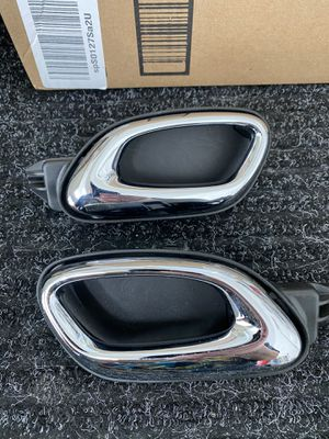 Chevy camaro 2014-2014 door handles for Sale in Lake Elsinore, CA