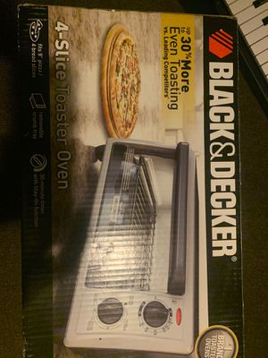Toaster oven for Sale in Fort McDowell, AZ