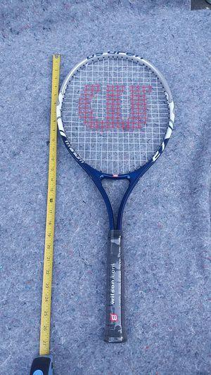 "Wilson US Open 27"" tennis racket for Sale in Portland, OR"