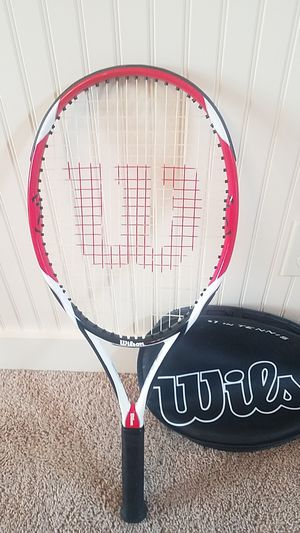 Wilson tennis racket K Factor for Sale in Sandy, UT