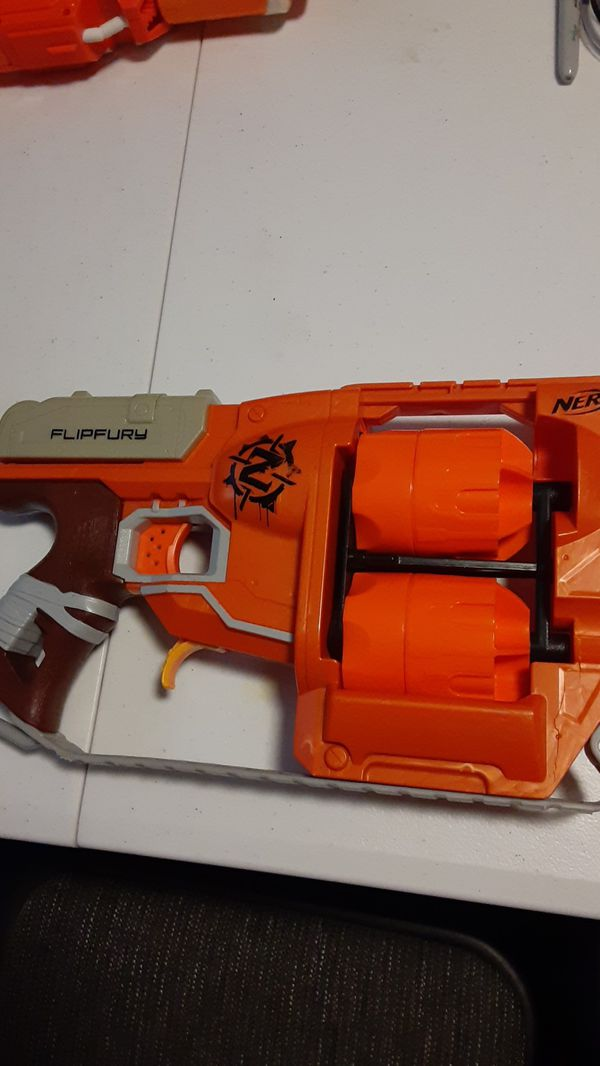 Nerf gun for kids