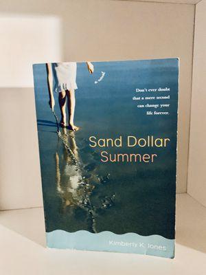 Sand dollar Summer book for Sale in Virginia Beach, VA