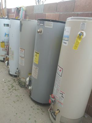 GAS. WATER HEATER 50 GALON for Sale in Las Vegas, NV