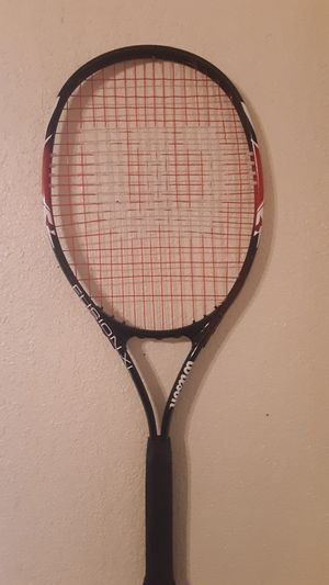 Wilson tennis racket for Sale in Fresno, CA