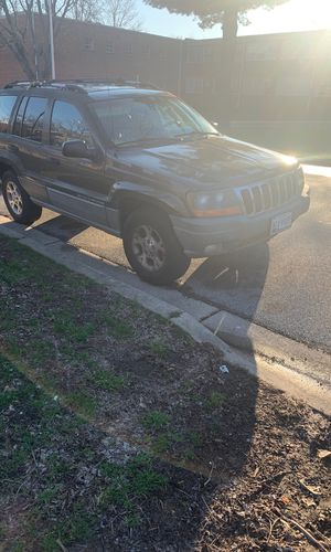 99 jeep grand cherokee for Sale in Temple Hills, MD