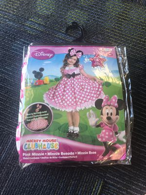 Minnie Mouse costume BRAND NEW for Sale in San Diego, CA