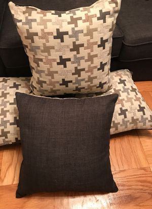 Couch cushions for Sale in Lawrence Township, NJ