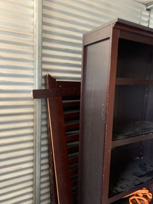 Selling all together not separately full size bedroom set $300 obo cash only for Sale in Fresno, CA
