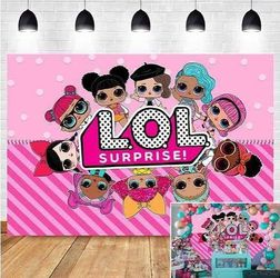 Lol Doll Back Drop for Sale in Modesto,  CA
