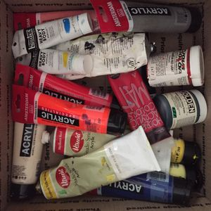 Lot of paint art supplies for Sale in Los Angeles, CA