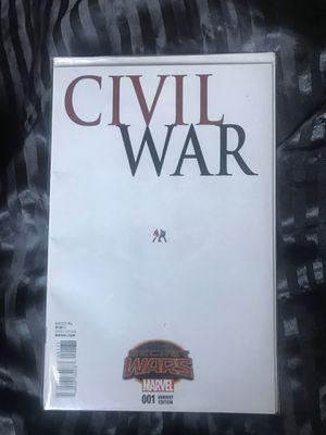 Marvel Comics: Civil War #1 Variant for Sale in El Sobrante, CA