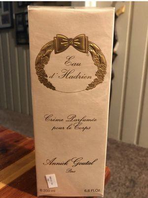 New W/ Box ~ Eau D' Hadrien Annick Goutal Perfume~ 6.6 Oz for Sale in Odessa, TX