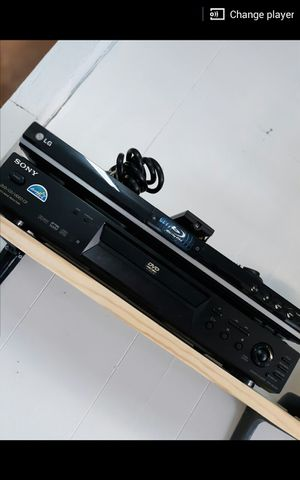 LG Blu-ray player & Sony DVD player for Sale in Lakeland, FL