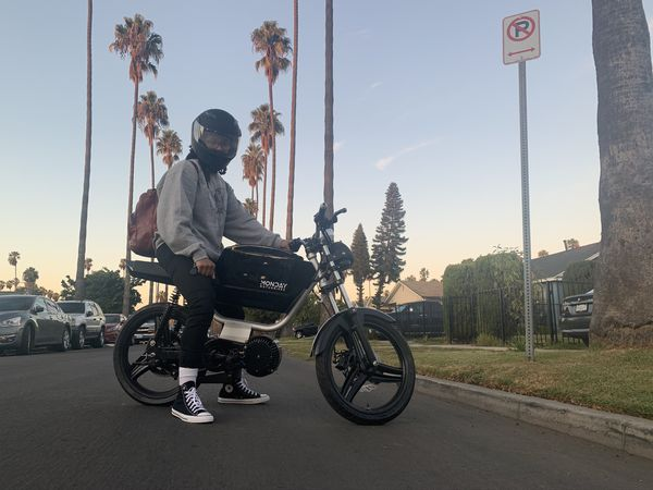 Electric motorbike for sale