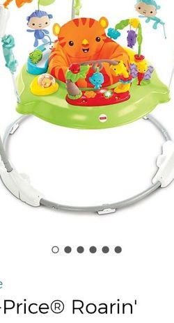 Fisher Price 'Roarin' Infant Jumper for Sale in Alexandria,  VA