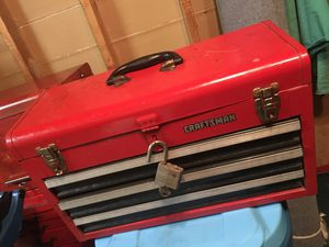 Tool box for Sale in St. Charles, IL