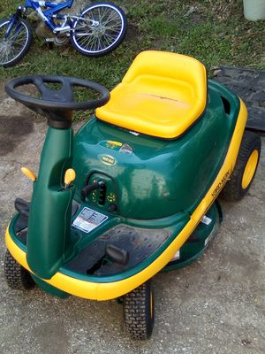 Lil Green ridng Bug mower.MTD for Sale in St. Louis, MO