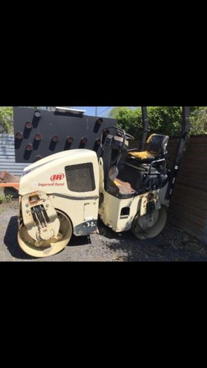 Ingersoll and Rand Paver and Roller for Sale in Glen Burnie, MD