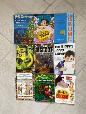9 kids books for Sale in Boca Raton, FL