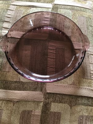 Vintage Pyrex pie plate/baking dish for Sale in Dublin, OH