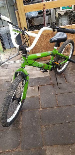 used kid bike mongoose brand for Sale in Fredericksburg, VA