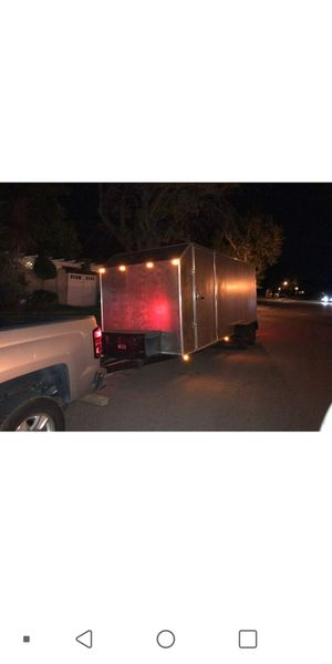 Toy hauler/ Utility trailer for Sale in Stockton, CA