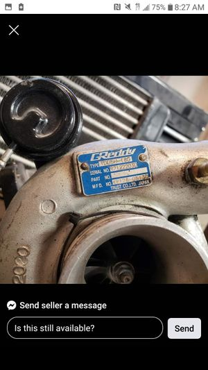 Greedy turbo kit for Sale in New Britain, CT