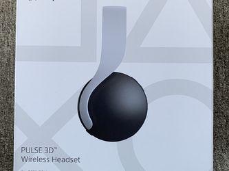 New Sony PlayStation 5 Pulse 3D Wireless Headphone for Sale in Lynnwood,  WA