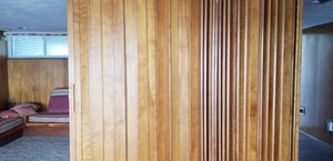 Accordion wood doors for Sale in Waterford Township, MI