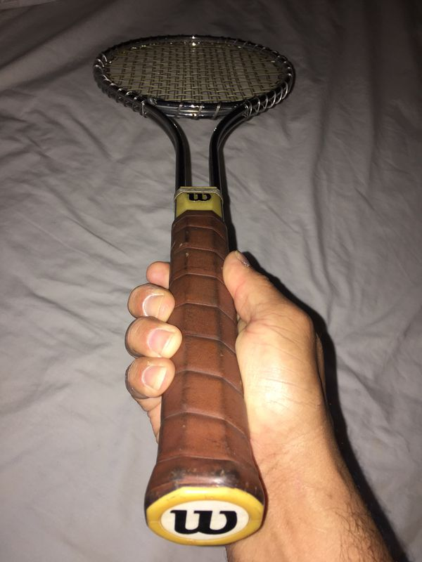 Tennies Racket Wilson T2000