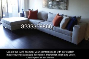 $1299 brand new large sectional couch for Sale in Azusa, CA