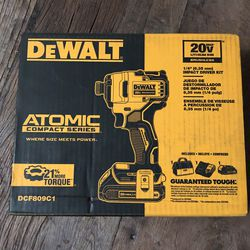 Dewalt Impact Drill .... New Never Used for Sale in Centreville,  VA
