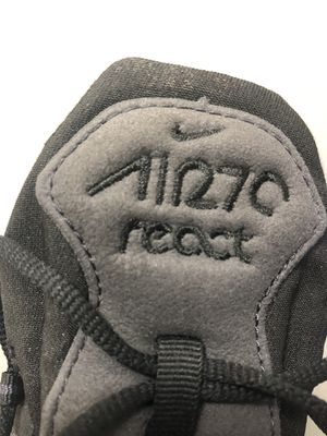 Nike Air React size13 worn twice too big great deal $40 obo for Sale in Lake Worth, FL