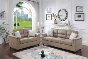 2 PC SOFA SET for Sale in Beaumont, CA