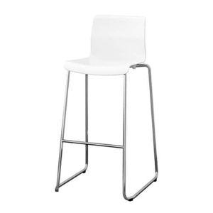 IKEA white barstools (2) for Sale in Seattle, WA