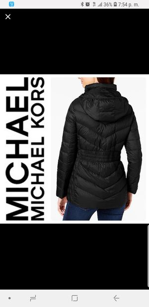 Michael Kors women jacket Size L for Sale in San Francisco, CA