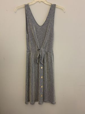 NEW with tags blue white striped summer dress Small for Sale in Franklin, TN